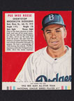 1952 Red Man Pee Wee Reese