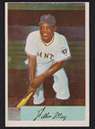 1954 Bowman Willie Mays