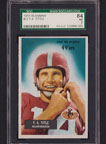 1955 Bowman Y.A. Tittle