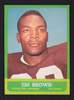 1963 Topps Jim Brown