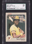 1983 Fleer Tony Gwynn