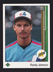 1989 Upper Deck Randy Johnson