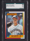1990 Topps Debut Ken Griffey Jr.
