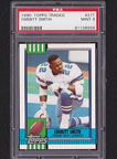 1990 Topps Traded Emmitt Smith