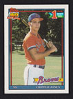 1991 Topps Chipper Jones