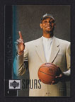 1997 Upper Deck Tim Duncan