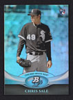 2011 Bowman Platinum Chris Sale