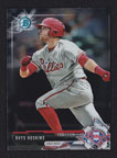 2017 Bowman Chrome Rhys Hoskins